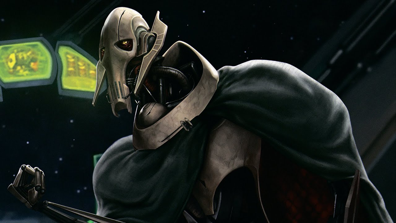Star Wars  General Grievous Epic Theme