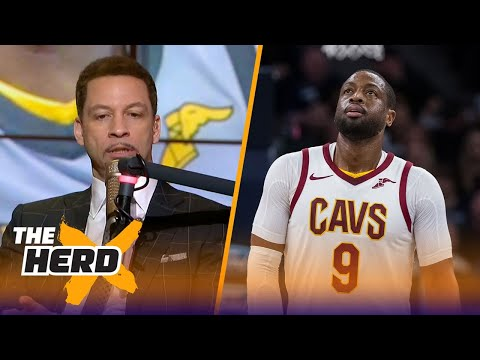 Chris Broussard on the Cleveland Cavaliers trading Dwyane Wade to the Miami Heat   THE HERD
