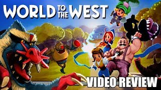 Review: World to the West (PlayStation 4, Xbox One, Wii U & Steam) – Defunct Games