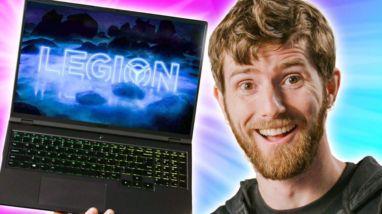 They actually listened to me!!! - Lenovo Legion 5 Pro