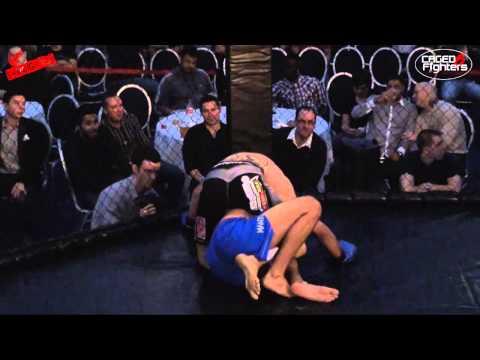 Caged Fighters 6 - Adam Khan VS Deon Brunning - SHAREFIGHT.COM