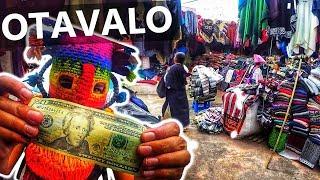QUÉ COMPRO con $20 en OTAVALO | Ecuador