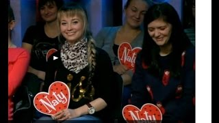 """Наталия Орейро в программе """"Наедине со всеми"""" с Ю.Меньшовой"""