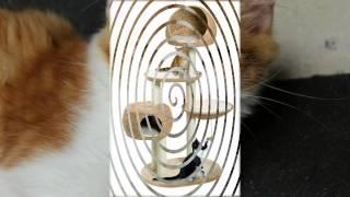 домик для кошки купить в интернет магазине