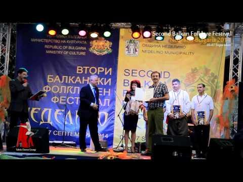 Tabriz Dance Group-Second-Balkan-Folklore-Festival-Nedelino-Bulgaria-05-07september
