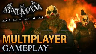 Batman: Arkham Origins - Multiplayer Gameplay #2
