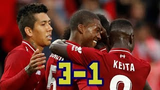 Liverpool vs Torino 3-1 | International Champions Cup ICC Highlights 2018 HD