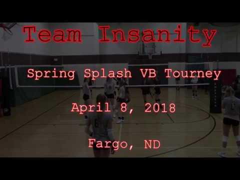 1-Team Insanity - April 8 2018 - Fargo, ND
