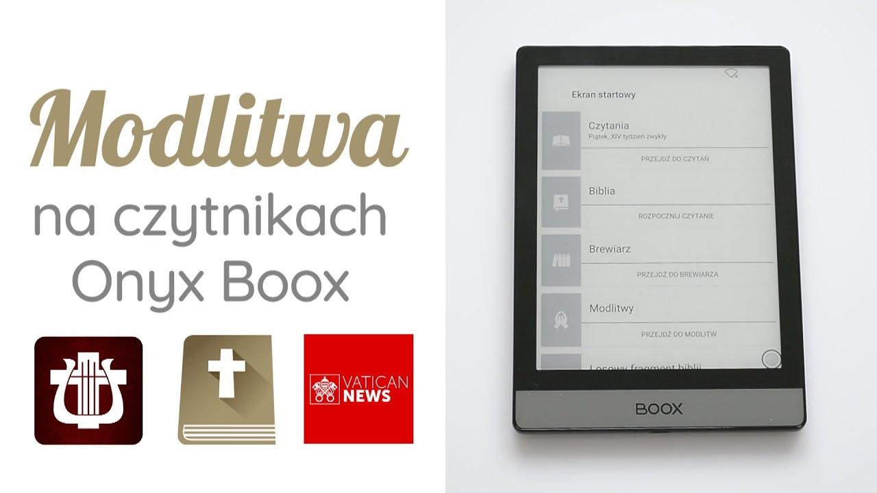 Najlepsze aplikacje dla chrześcijan na czytniki!