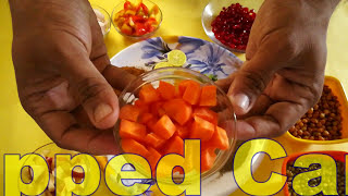 Easy Indian salad recipe , Healthy weight loss salad recipe