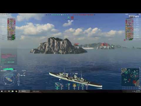 「涅普」戰艦世界 澳洲可愛巡洋 PERTH