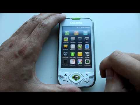Samsung Galaxy Spica Lewa OS