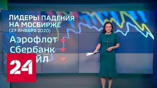 коронавирус подкашивает экономики и авиационную отрасль - Россия 24