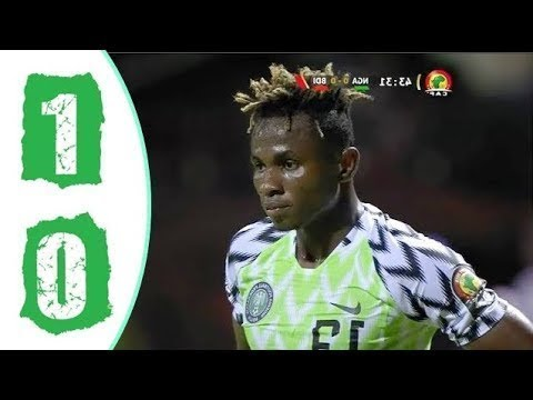 Nigeria and Burundi 1-0 ⚡ MATCH Goals & HighLights 🔥 Africa Cup of Nations 2019 🏆
