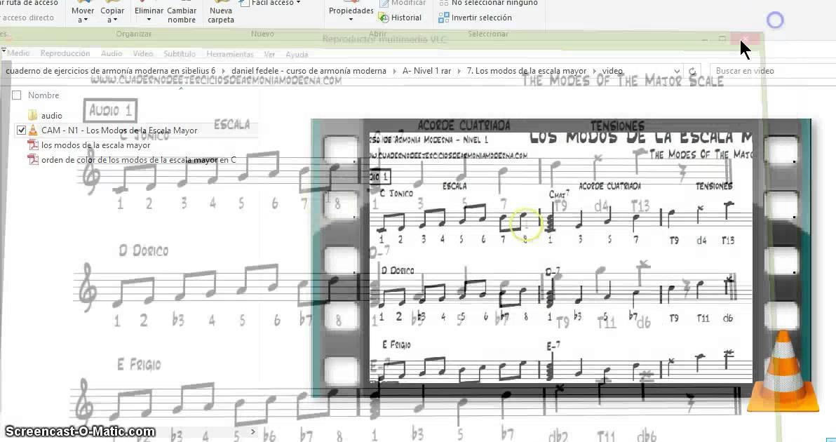 Curso de Armonía Moderna - Nivel 1 - Presentación - YouTube