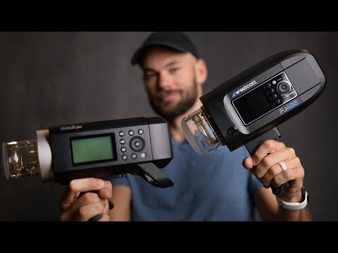 Westcott FJ400 Vs Godox AD400 Pro, The New Best Value Strobe