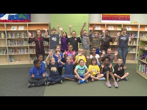 The Morning Show: Huegel Elementary School Shout Out