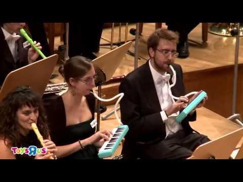 Orquesta Filarmónica de Madrid. Concierto de los juguetes