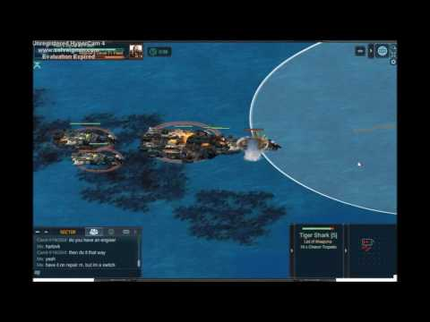 Battle Pirates: Storm Runner Raid: Level 71 w/ Tigersharks