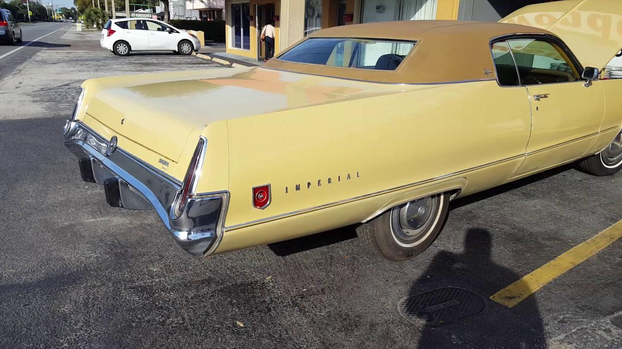 1973 Chrysler Imperial 440 barn find mopar for sale 8500 ...