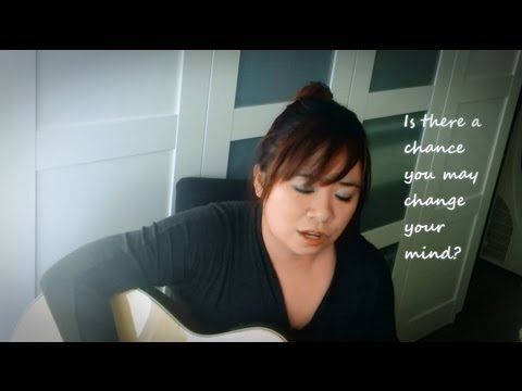 """""""Ashes and Wine"""" acoustic cover + onscreen lyrics [HD]"""