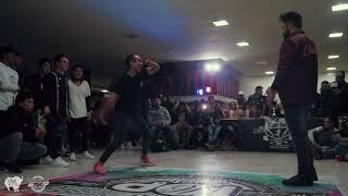 Xavi (Agressive Attack) vs. Chezz   2018 Mexico SOLO BAILE Top16   YAK BATTLES