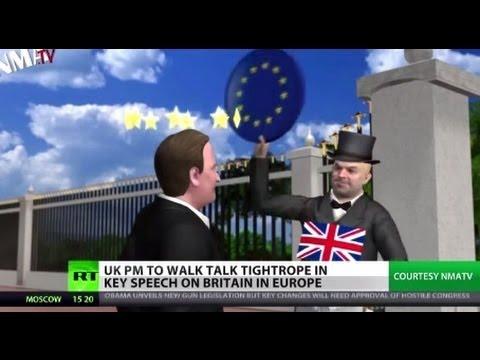 Cameron Cracked: PM pleases neither Eurocrats nor Eurosceptics