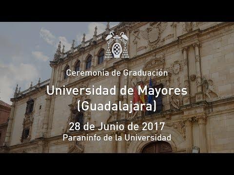 Graduación: Universidad de Mayores (Guadalajara) · 28/06/2017