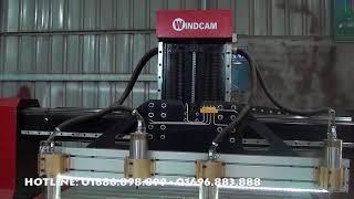 Máy CNC 3 trục giá rẻ tại Lào Cai