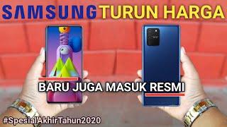 NGOBROLIN Samsung Galaxy A dan M Series yang BARU, Mending Mana?.