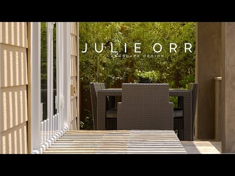 Architecture Spotlight #39 | Outdoor Entertainment by Julie Orr Design | Palo Alto, California