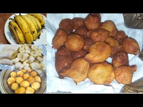 [mauritian-cuisine]-banana-fritters-recipe-|-recette-gateau-banane-mauricien-🍌