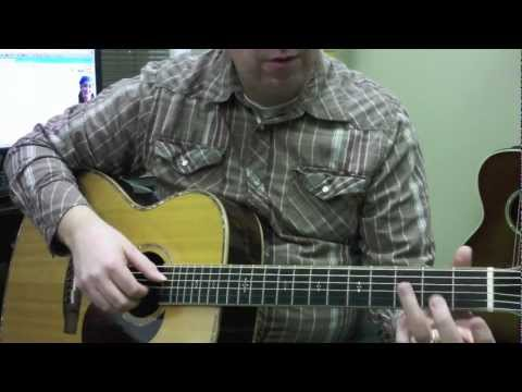 Learn a really cool easy FINGERSTYLE Guitar song