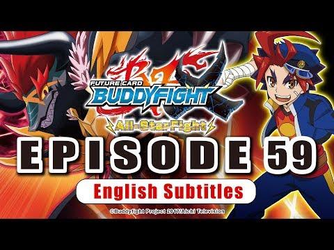 [Sub][Episode 59] Future Card Buddyfight X Animation