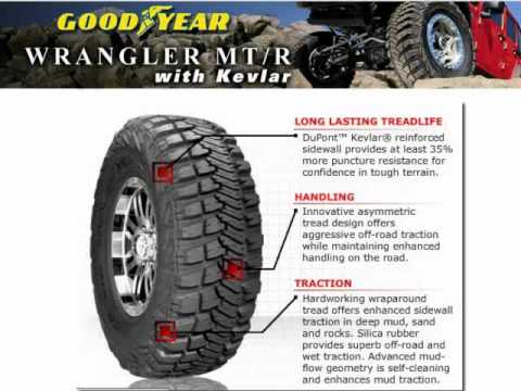 Goodyear Wrangler Kevlar >> Goodyear Wrangler MTR Kevlar Radial Tire | Denver,Louisville,Milwaukee,Las Vegas,Oklahoma City ...