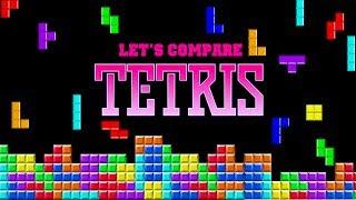 Let's Compare ( TETRIS )