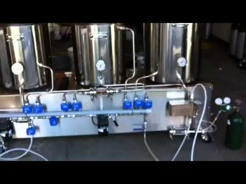 Pilot Pro 20 Automated Nano Brewery Youtube