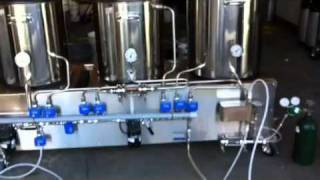 Pilot Pro 20 Automated Nano Brewery