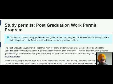 Student visa problems in Canada- Unauthorized work by students.