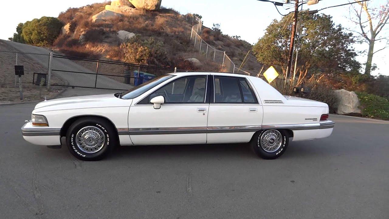 1991 Buick Roadmaster 1 Owner Lt1 350 Lt 1 Gm Like A