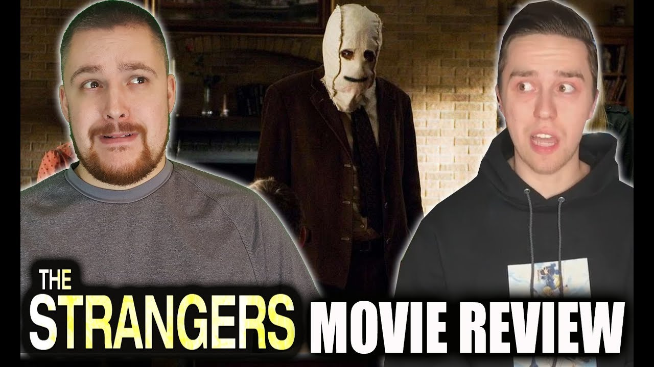 the strangers 2008 movie review with zach pope youtube