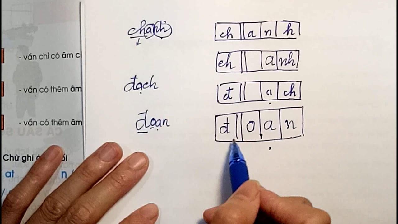 Mô hình tiếng Vần có âm đệm âm chính âm cuối, OAN/OAT - Tiếng việt lớp 1 tập 2 - CÔNG NGHỆ GIÁO DỤC