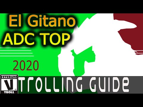 Trolling Guide Twisted Fate Gitano