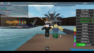 HAVING FUN IN MOCAP DANCING!! ( ROBLOX )