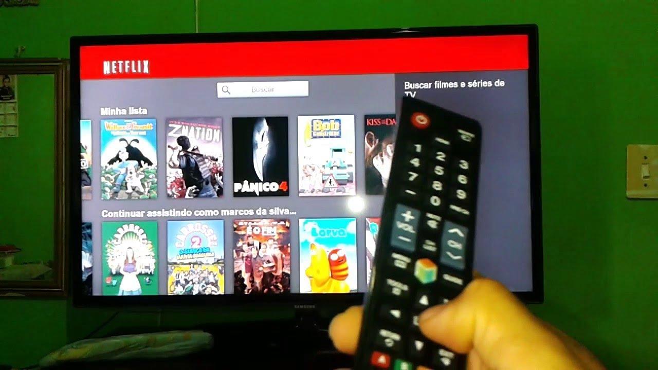 073bf93e089 Como assistir Netflix na TV - YouTube
