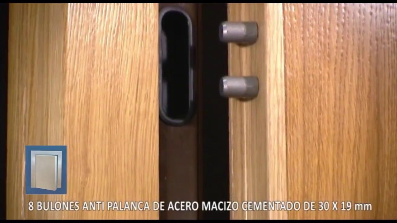 puerta acorazada grado 5 youtube