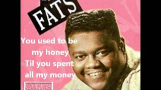 Watch Fats Domino Walking To New Orleans video