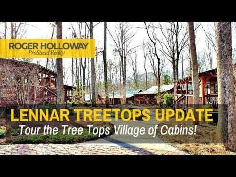 Tree Tops New Home 55+ Community Indian Land SC UPDATE