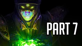 Destiny the taken king walkthrough part 7 - mission 7: lost to light (ps4/xb1 1080p 60fps)