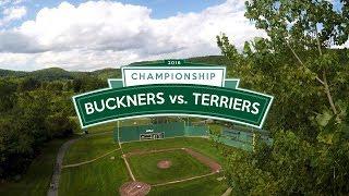 The AUSTRALIAN SLIDER! Buckners vs. Terriers   CHAMPIONSHIP GAME